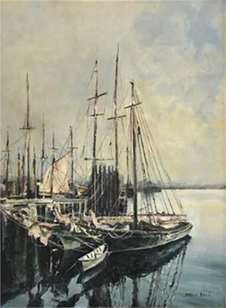 Old Gloucester Harbor