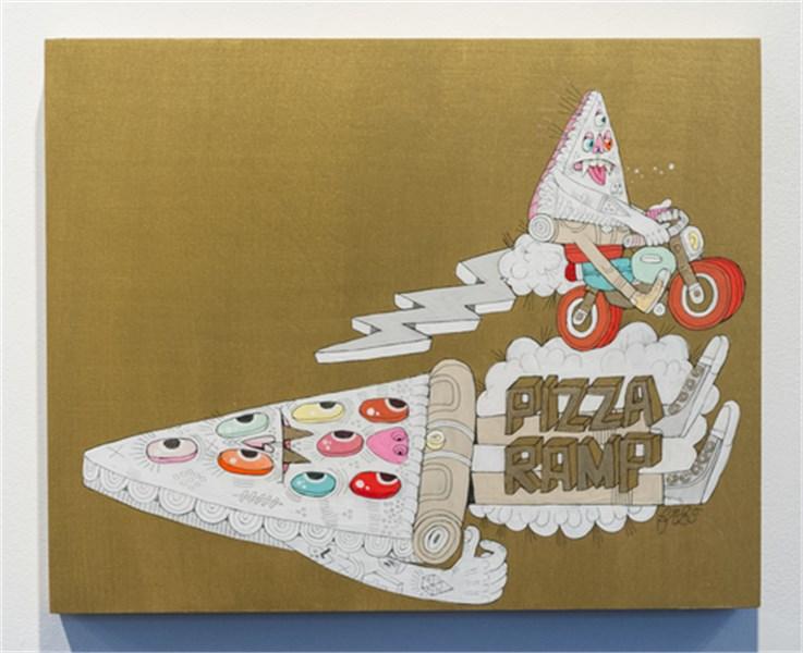 Pizza Ramp