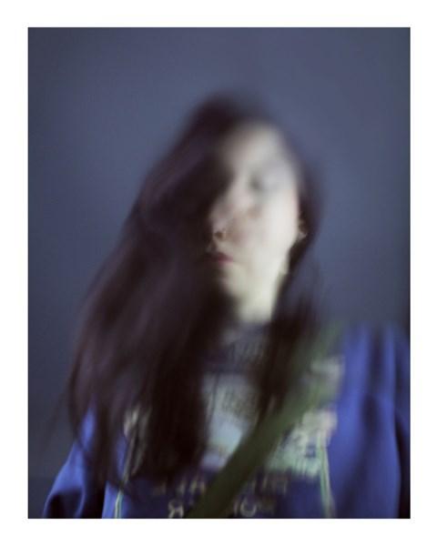Warped Portrait 24