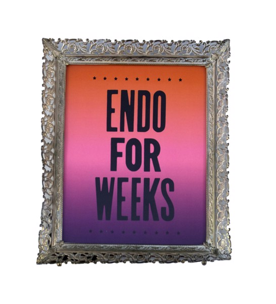 """""""Endo For Weeks"""" by Jesse Hectic"""