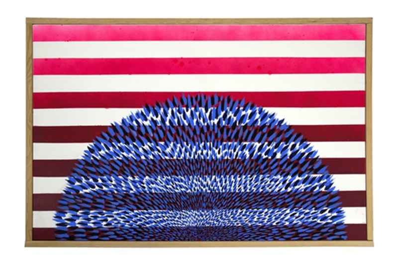 """""""Stroking It with Betsy Ross"""" by Nate VanHook"""