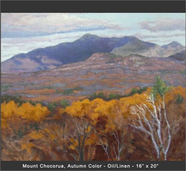 Mount Chocorua Autumn