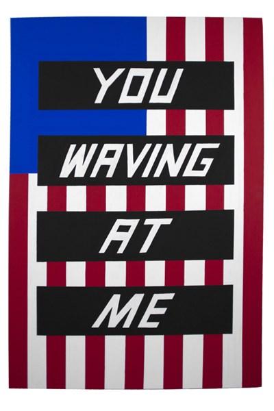 """You Waving at Me"" by Scott Patt"