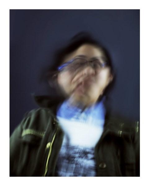 Warped Portrait 19