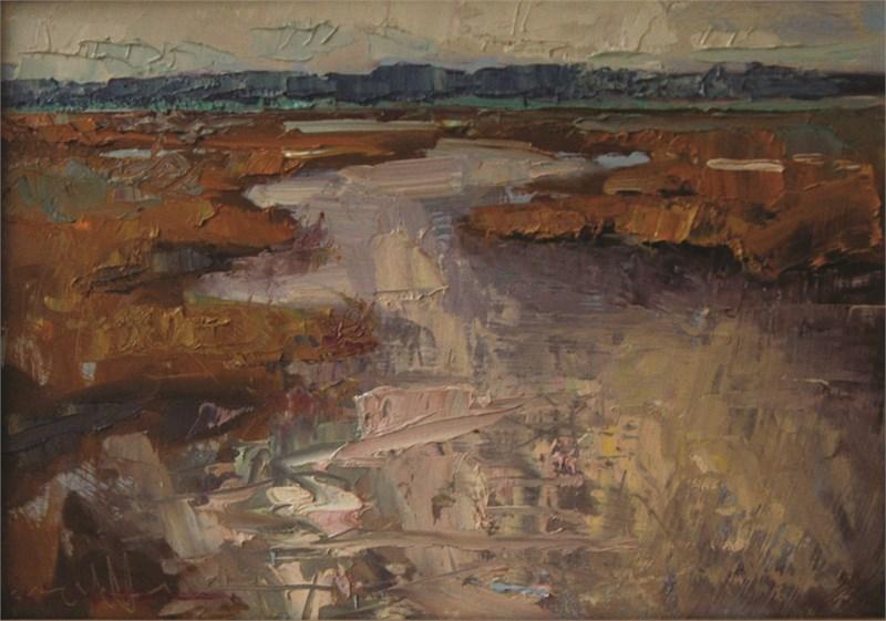 Dry Marsh