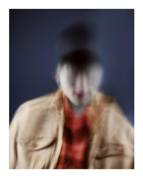 Warped Portrait 17