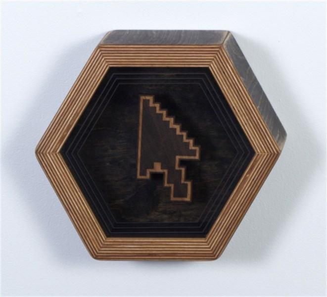 Hex Framed Temple Symbol 5