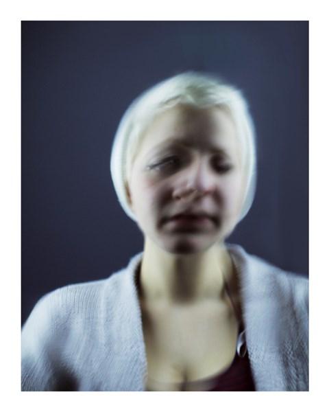 Warped Portrait 18