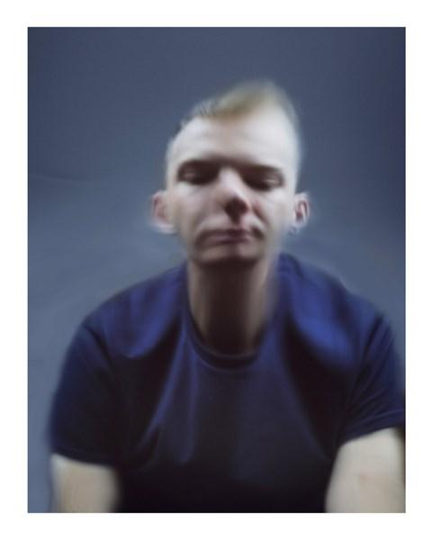 Warped Portrait 27