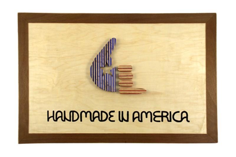 """""""Handmade in America"""" by James Keating"""