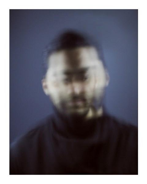 Warped Portrait 14