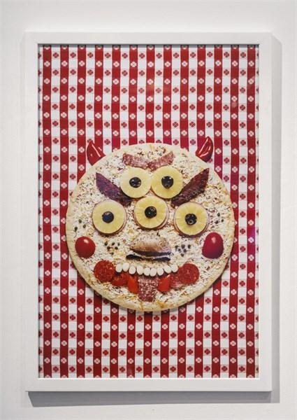 Pizza Portrait 1
