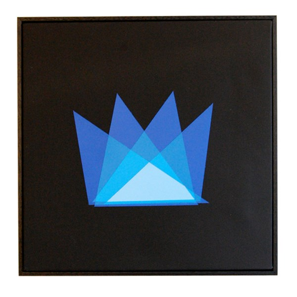 """""""Ghetto King (Blue)"""" by Liam Snootle"""