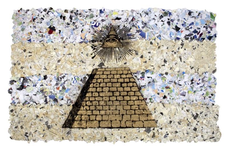 """Eye of Providence"" by Tomas Alfredo Valladares"