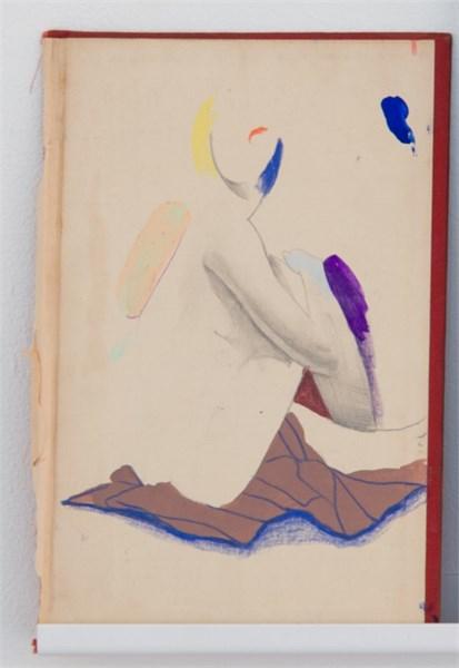Found Book Cover XXIII