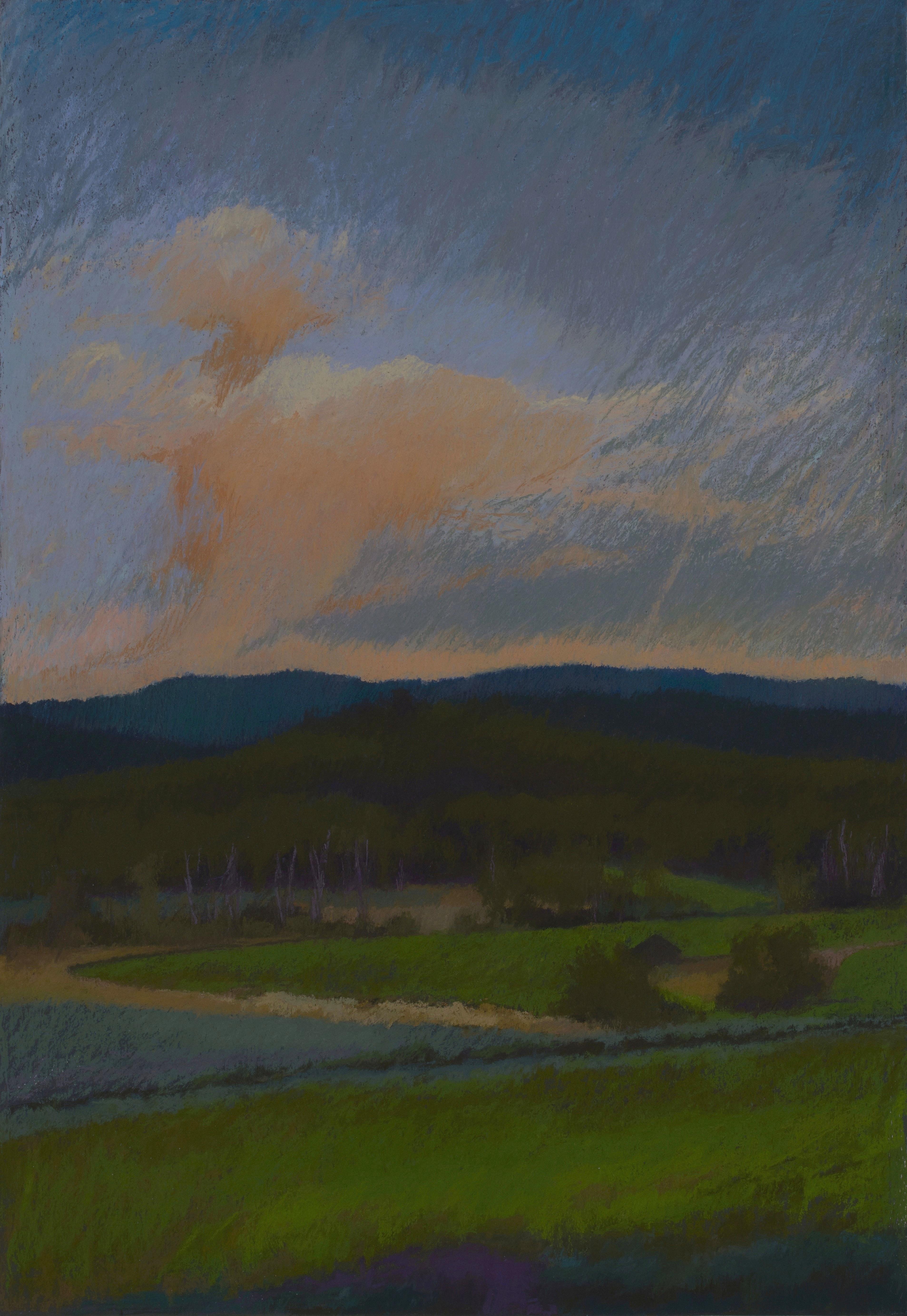 Buckwheat No. 14- Imposing on Lush Green