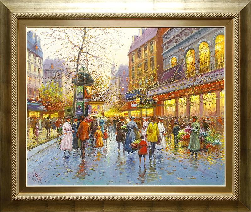 The Parisian Way - SA - DE140